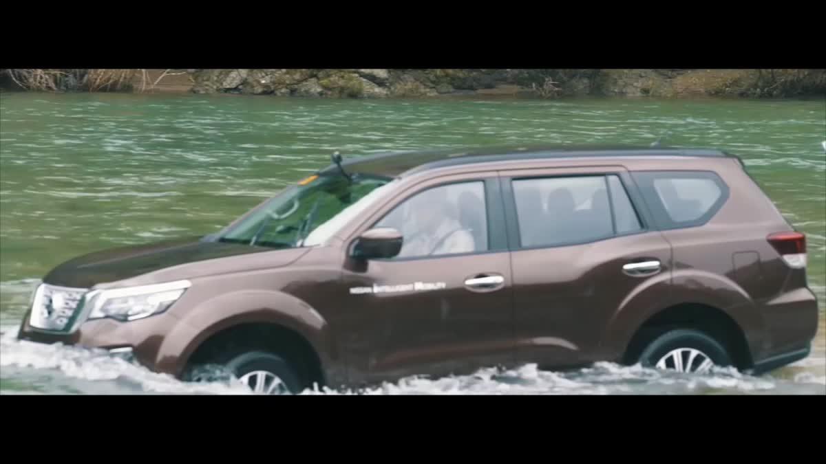 Nissan แนะนำ 5 เคล็ดลับการขับขี่ในช่วงหน้ามรสุม