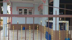 บ้านเช่าผอ.ฉาว กินเด็ก ม.2 โคราชยังปิดเงียบไร้ผู้พักอาศัย
