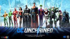 DC Unchained เกมคอลเลคชั่น RPG รวมเหล่าฮีโร่ DC เปิดให้เล่นแล้ว