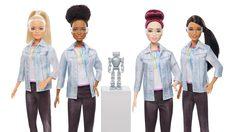บาร์บี้เปิดตัว บาร์บี้วิศวกรหุ่นยนต์ ครั้งแรก!! หนุนฝันเด็กหญิงอยากเป็นวิศวกร