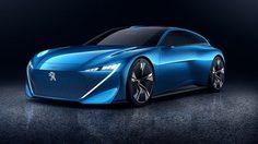 Peugeot เตรียม เปิดตัวรถยนต์ Concept Car ที่งาน Paris Auto Show 2018