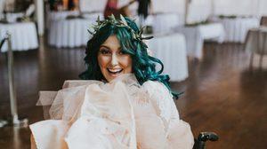 ใจสู้!! เจ้าสาว ป่วยเป็นอัมพาต จนสามารถเดินได้อีกครั้ง ใน วันแต่งงาน!!
