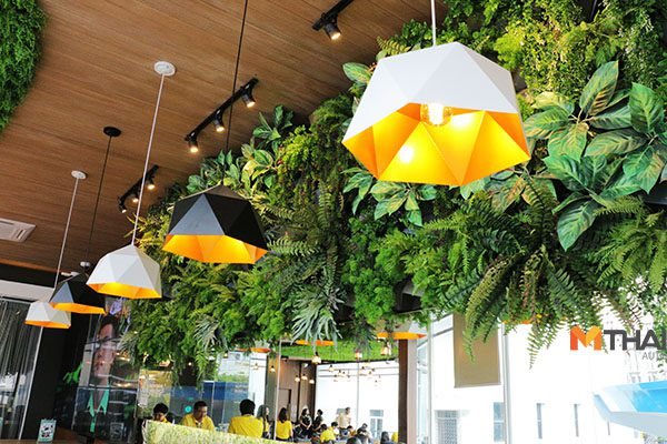 Café Amazon สามย่าน ร้านกาแฟรักษ์โลก