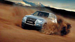 Mitsubishi พัฒนา Platform All-new Pajero ร่วมกับทาง Nissan Patrol