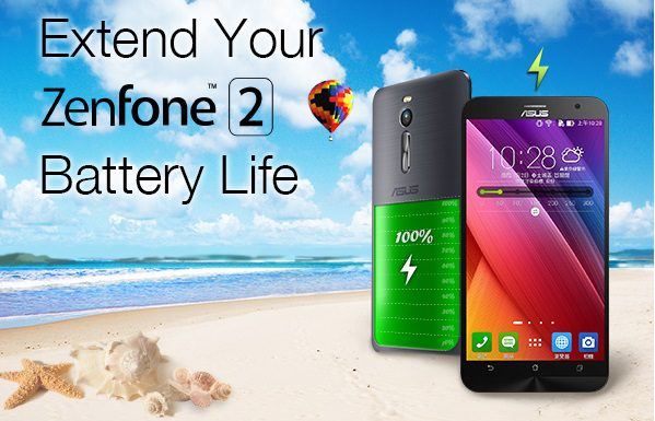 Extend Zenfone 2 Battery Life