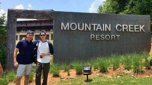 """ตามไปดู! ที่พักบิ๊กบอส """"ซงจุงกิ"""" เมาน์เท็น ครีก กอล์ฟ รีสอร์ท (Mountain Creek Golf Resort)"""