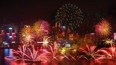 พร้อมฉลอง ฮ่องกงเคาท์ดาวน์รับปีใหม่ 2559