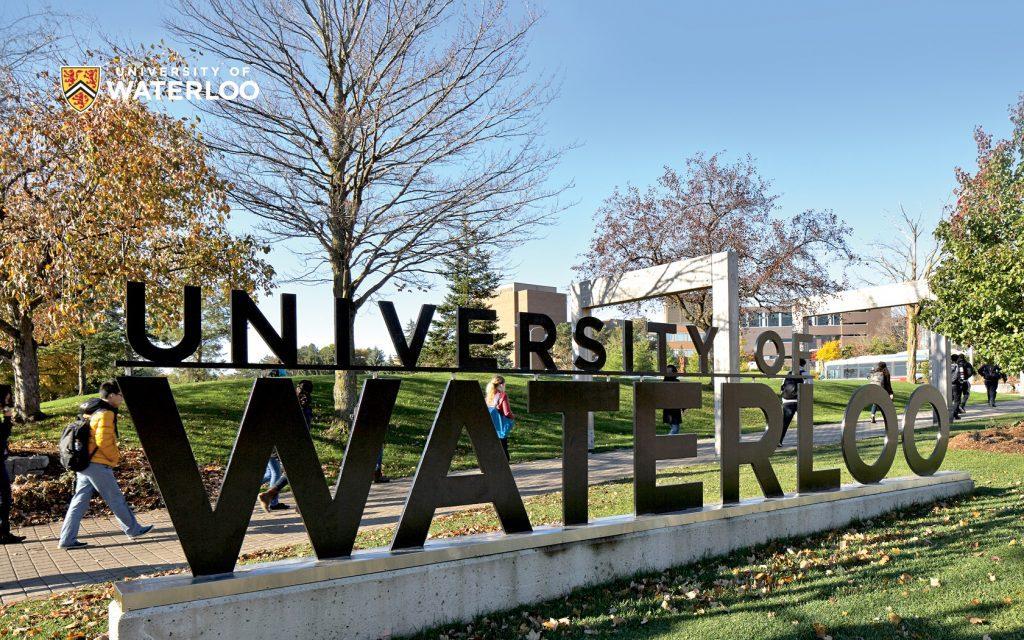 มหาวิทยาลัยวอเตอร์ลู (University of Waterloo)