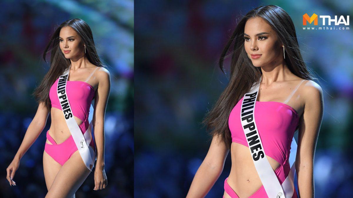 ฟูลเทิร์นนี้จะกลายเป็นตำนาน ชมช็อตหมุนตัวสุดเฟี๊ยส ของ Miss Universe Philippines