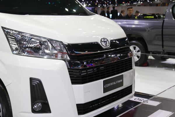 2019 Toyota Commuter