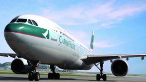 """สายการบิน """"คาเธ่ย์ แปซิฟิค"""" ของฮ่องกง ปลดพนักงานเกือบ 600 อัตรา"""