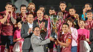 อนาคตฟุตบอลไทย! 'บันโดวิช' ปลื้มลูกทีมมีวินัยเรียนรู้และพัฒนาขึ้น