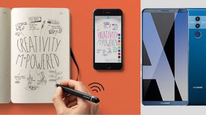 Huawei Mate 10 Pro จะมาพร้อมปากกา Smartpen ที่เขียนลงกระดาษจริงได้