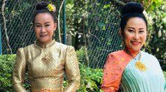 ลูลู่-ลาล่า อาร์สยาม ชวนคนไทยกลับบ้านสงกรานต์ รดน้ำดำหัววันครอบครัว