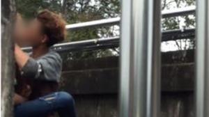 สุดเสื่อม! หนุ่ม-สาว ไม่หวั่นฝนฟ้า มีเซ็กซ์บนสะพานลอยที่ระยอง