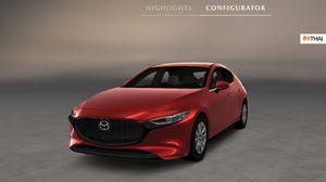Mazda เยอรมันเปิดเว็บไซต์ให้ปรับแต่งเลือก Mazda3 ได้ในแบบที่ตัวเองต้องการ