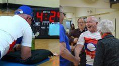 มะเร็งแล้วไง ปู่วัย 71 ทำลายสถิติ แพลงกิ้ง สูงอายุ ได้นานที่สุดในโลก