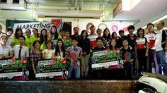 นักศึกษา ม.พายัพเจ๋ง รับรางวัลชนะเลิศการประกวดแผนการตลาด