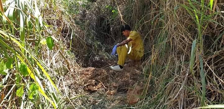 สลด! ฆ่าฝังดินเด็กชายวัย 9 ขวบ หมกป่าเชิงเขาคาชุดนักเรียน