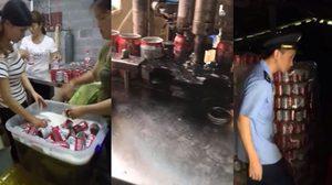 ปลอมได้ทุกอย่าง!! ตำรวจบุกจับโรงงาน เบียร์ เถื่อนที่ประเทศจีน