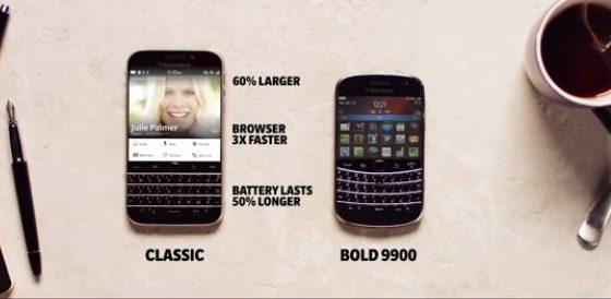 Blackberry Classic กลับมาอีกครั้ง สเปคเทพกว่าเดิม !