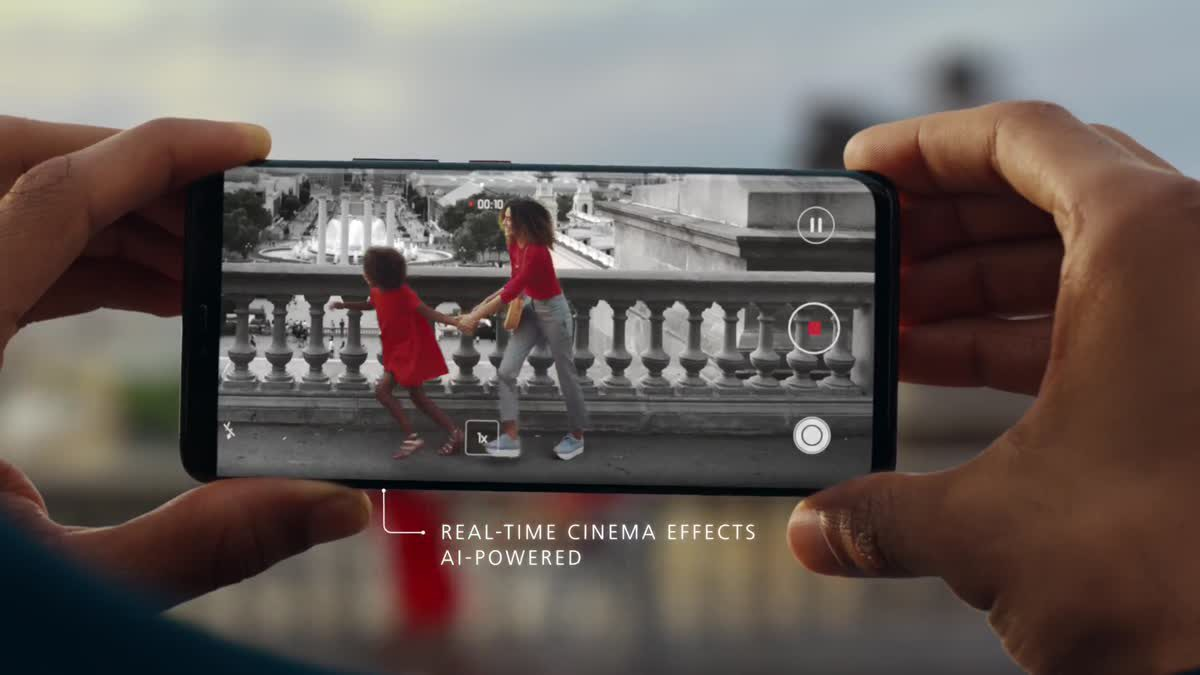 เปิดตัว Huawei Mate20 Pro จอโค้ง กล้อง 3 ตัว และระบบ AI สุดล้ำ