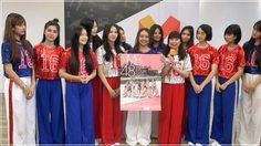 Sweat16! ยกทีมมาชวนแฟนเพลงชาวไทยไปดูวงพี่สาว NMB48 ASIA TOUR 2017