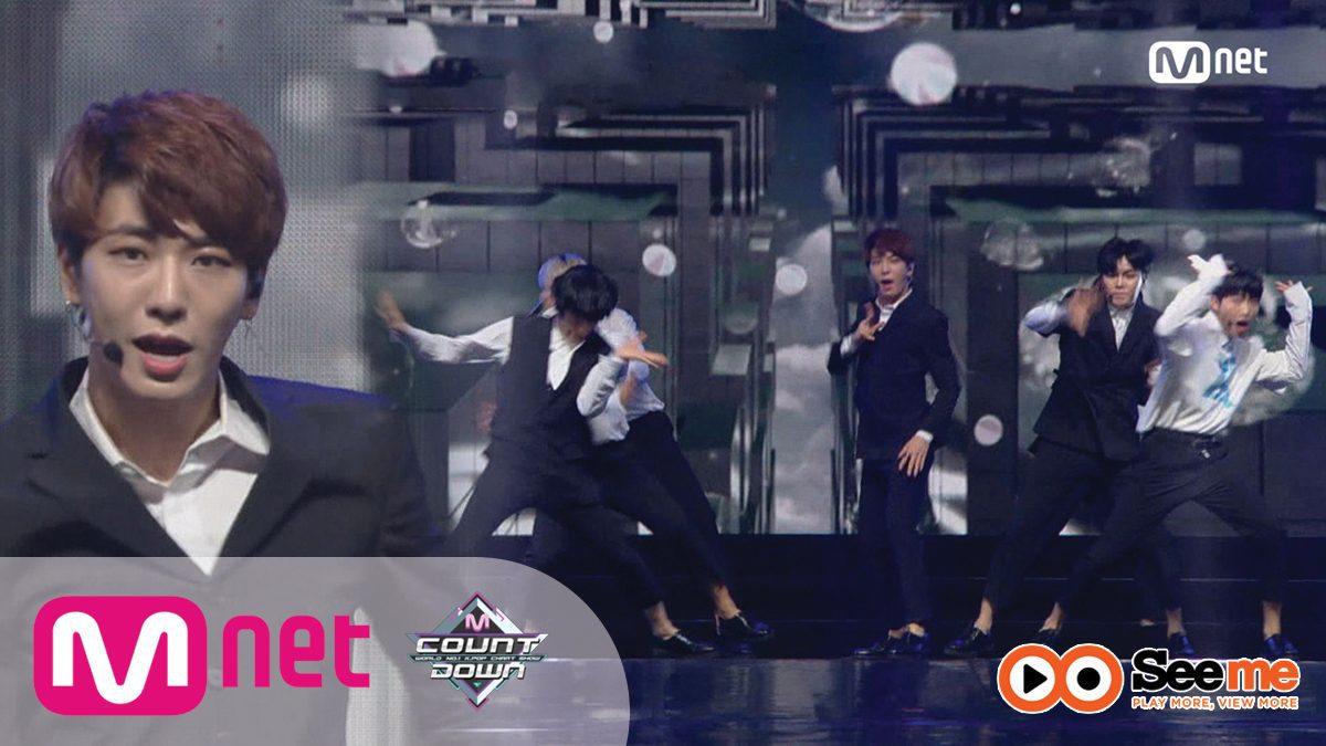 바시티(VARSITY) - FLOWER|KCON 2018 THAILAND × M COUNTDOWN