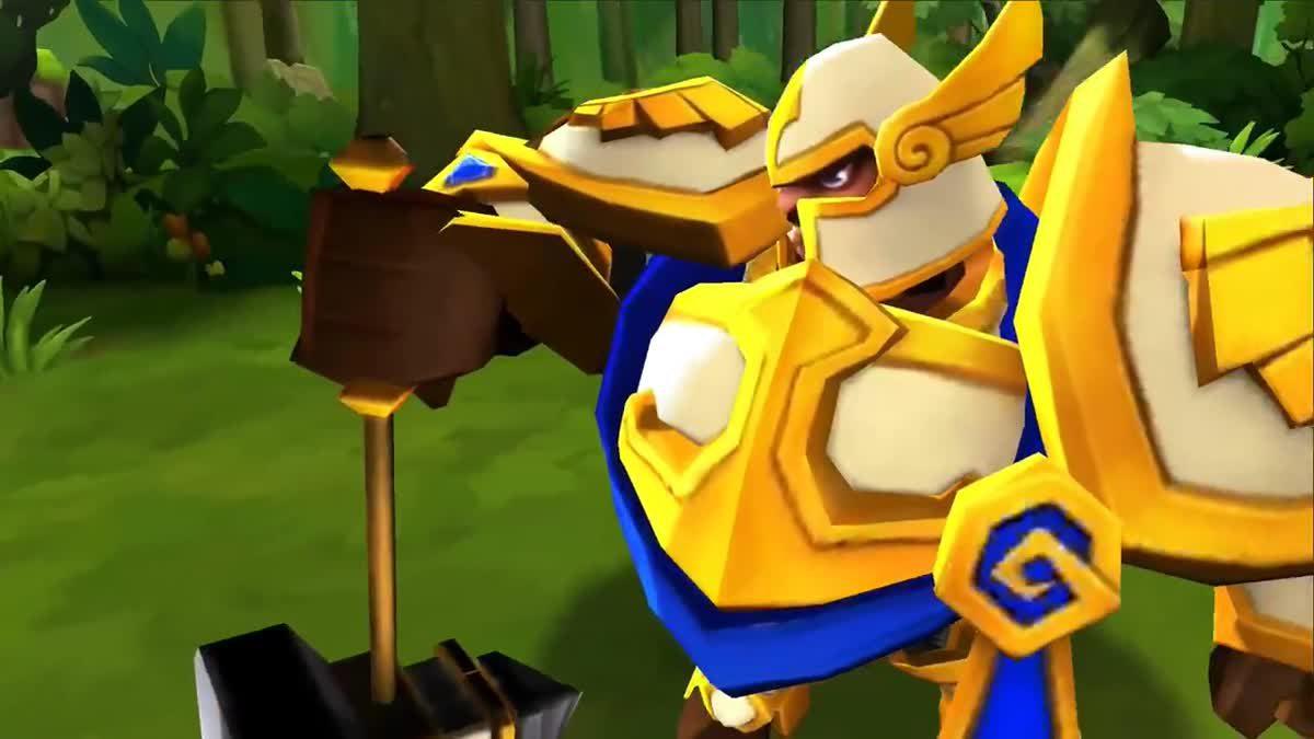 [ตัวอย่างเกม] Giants War Calling All Masters! เปิดลงทะเบียนล่วงหน้าแล้ว