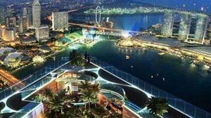 แหล่งรวมศิลปะ และ ท่าเรือเก่า (Boat Quay) ที่ สิงคโปร์