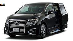 Nissan Elgrand 2019 พร้อมขายที่ประเทศญี่ปุ่น ด้วยราคาเริ่มต้นที่ 9.79 แสนบาท