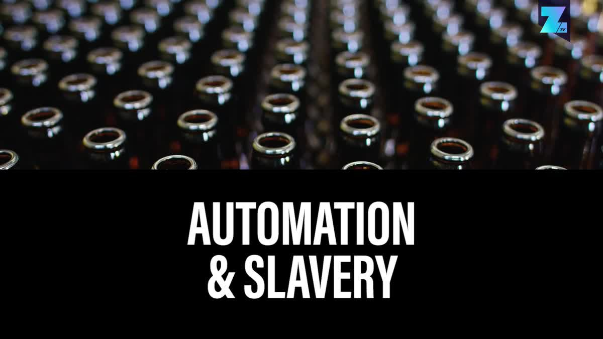 Will a robotic future bring about a new era of slavery?