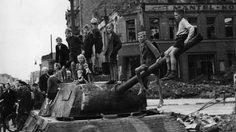 ภาพสะท้อนใจ สภาพการเป็นอยู่ของเด็กในช่วงสงคราม