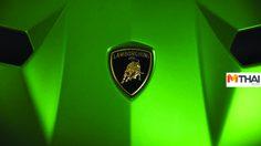 เปิดภาพ Teaser Lamborghini Aventador SVJ สีเขียวอ่อน ก่อนเปิดตัวที่ Pebble Beach