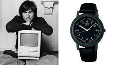 Seiko เตรียมวางขาย Seiko Chariot Series นาฬิกาที่ Steve Jobs ใส่ถ่ายภาพคู่ Macintosh รุ่นแรก