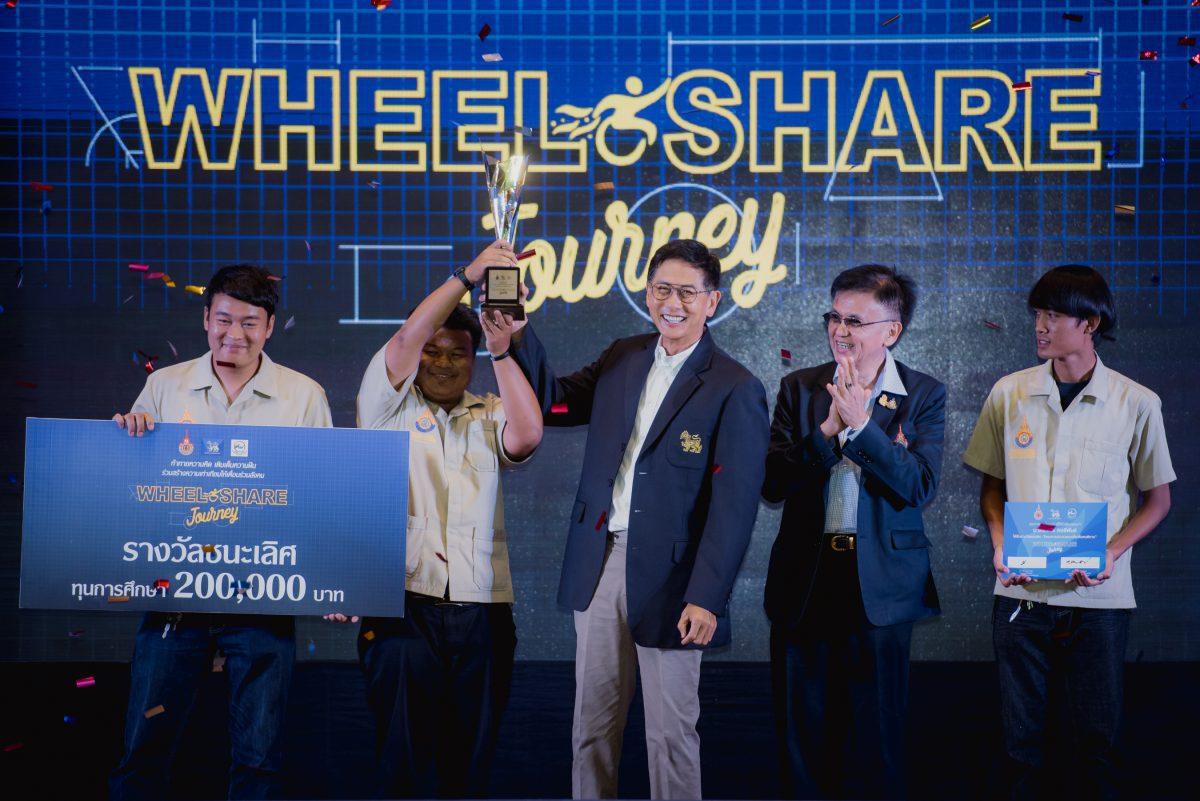 Wheel Share Journey