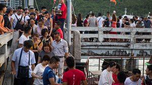 จีนครองแชมป์เที่ยวเมืองไทย 7 ปีซ้อน