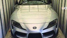 แกะห่อแล้ว! Toyota Supra 2020 เผยโฉมหน้าภาพแรกภาพเดียว ครั้งแรกแบบไร้ลายพราง