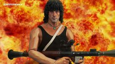 Enterbay Rambo III HD เหมือนที่สุดเท่าที่เคยมีมา