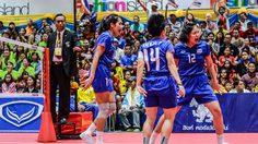 ทีมตะกร้อ สาวไทย แบโผ 5 ตัวจริง ล่าทองทีมเดี่ยว ซีเกมส์ 2019