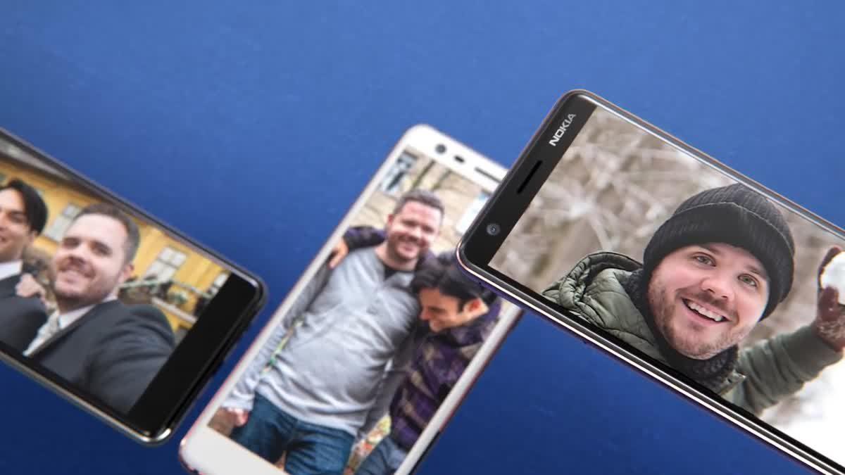 new Nokia 3.1 สมาร์ทโฟนราคาเบาๆ กับสเปคที่อัพเกรดขึ้น