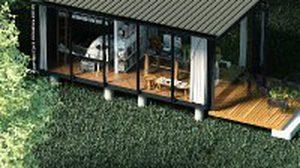 โดดเด่นไม่ซ้ำใคร! ไอเดีย บ้านสำเร็จรูป ในคอนเซ็ปต์ Studio ร่วมสมัย
