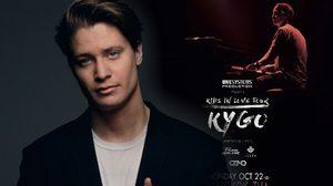 เตรียมไปรับ! ศิลปิน EDM ระดับโลก Kygo ถึงไทย คืนนี้(21 ต.ค.)!!