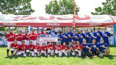 Isuzu สานฝันยุวชน ทีมชาติไทย สู้ศึก เบสบอล นานาชาติที่ เกาหลีใต้