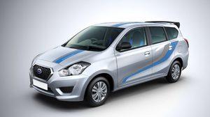 Datsun เปิดตัว Datsun GO และ Datsun GO + ฉลองครบรอบการดำเนินการ 3 ปีที่ อินเดีย