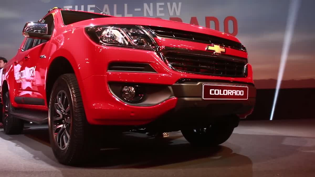 [Review] Chevrolet Colorado 2016 เผยโฉมกระบะไฮเทค เชฟวี่ทรัคปรับใหญ่เพื่อแฟนชาวไทย!