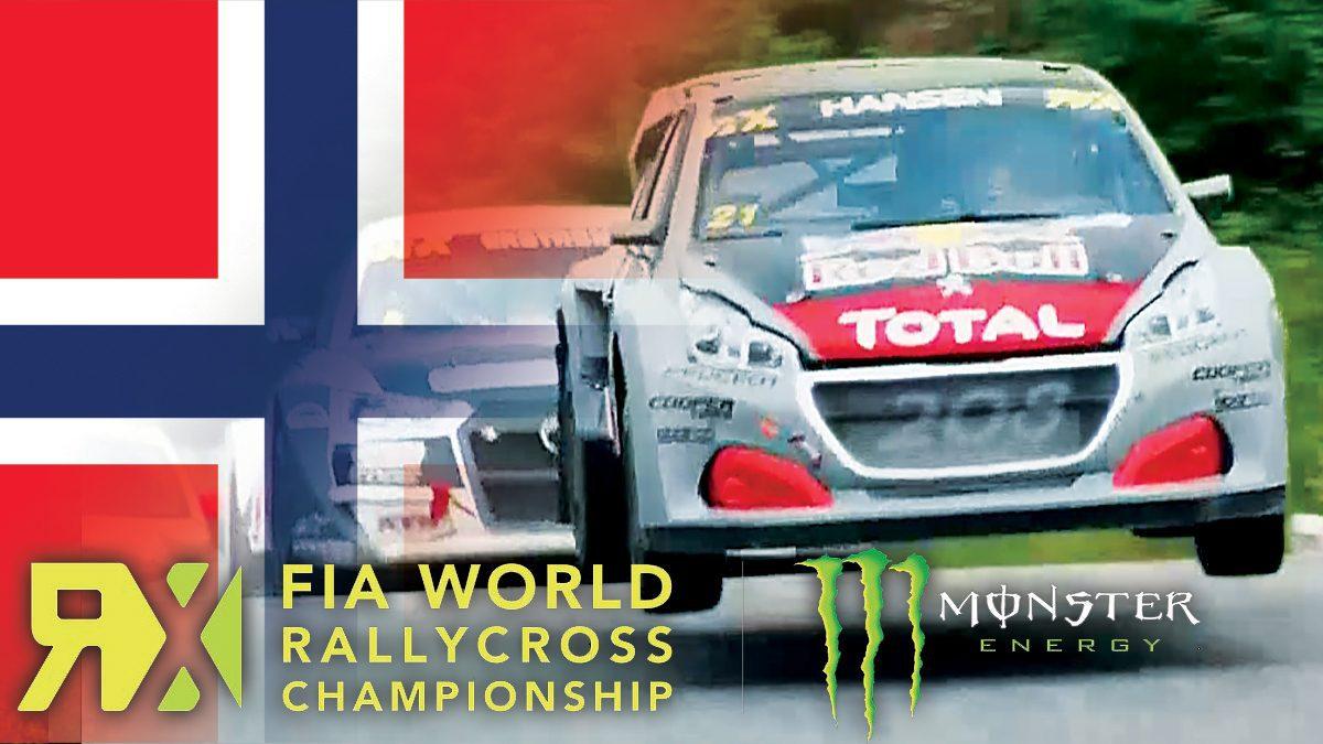 FIA World Rallycross Championship 2018 | การแข่งขันรถแรลลี่ ประเทศนอร์เวย์