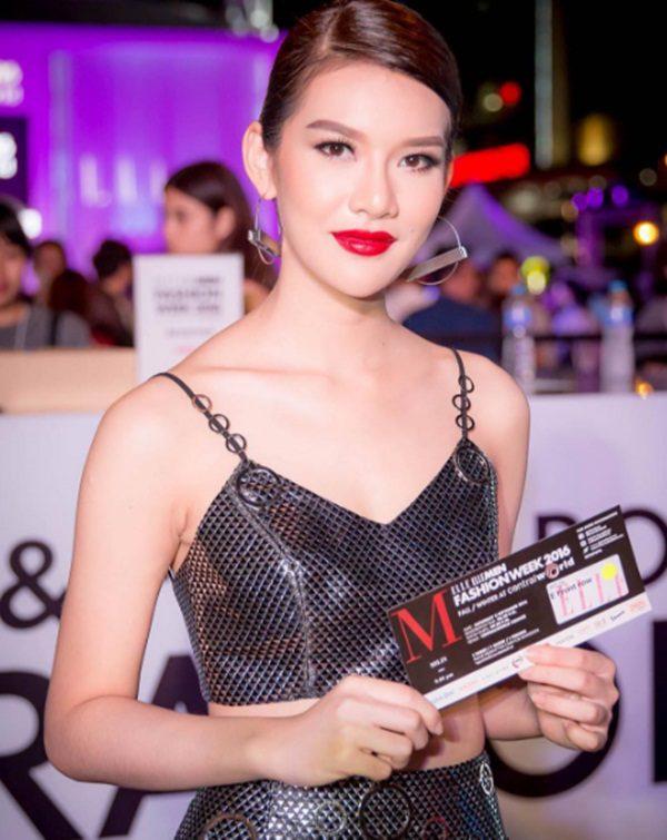 Tanaporn Miss Thailand2016 จุ๊บจิ๊บ ธนพร