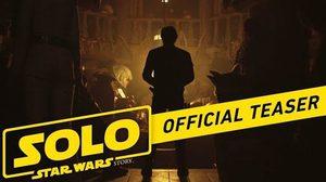 นักบินที่เก่งที่สุดในกาแล็กซี่!! ฮาน โซโล แว้นยานสุดระห่ำ ในตัวอย่างแรก Solo: A Star Wars Story