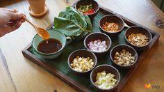 ร้าน Ginger Farm Kitchen โครงการ One Nimman คาเฟ่ผักพื้นบ้าน
